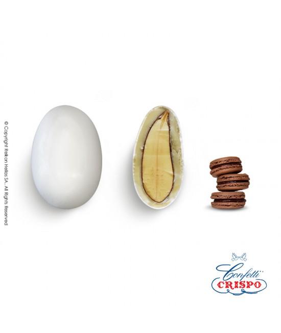 Κουφέτα Crispo Snob (Αμύγδαλο & Σοκολάτα) Μακαρόν 500g