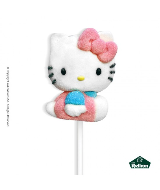 Hello Kitty Marshmallow Γλειφιτζούρι 45g