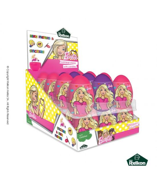 Μπομπονιέρα – Πλαστικό Αυγό Έκπληξη Barbie
