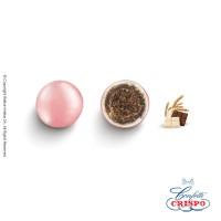 Κουφέτα Crispo Krixi (Δημητριακά & Διπλή Σοκολάτα) Περλέ Ρόζ 900gr
